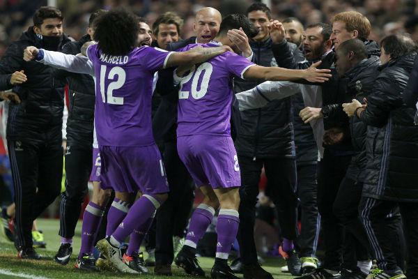ريال مدريد إلى ربع نهائي كأس إسبانيا ورقم قياسي جديد