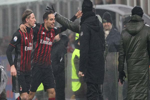 ميلان يضرب موعداً مع يوفنتوس في كأس إيطاليا