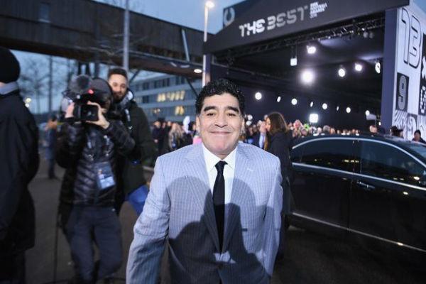 بعد مورينيو.. مارادونا يؤيد مشاركة 48 منتخباً في المونديال