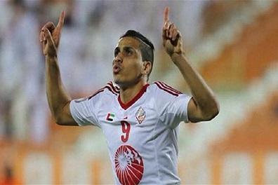 الكرة الإماراتية تنام وتستيقظ على لاعب اسمه