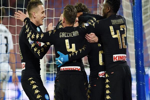 نابولي إلى ربع نهائي كأس إيطاليا
