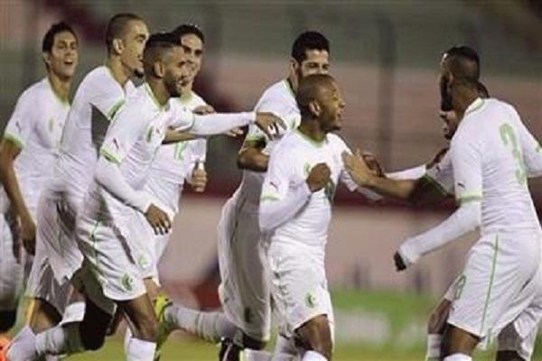 الجزائر تجدد فوزها على موريتانيا استعدادا لأمم أفريقيا