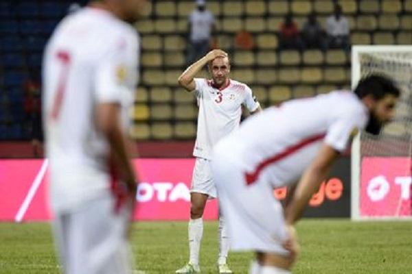 خسارة تونس أمام السنغال