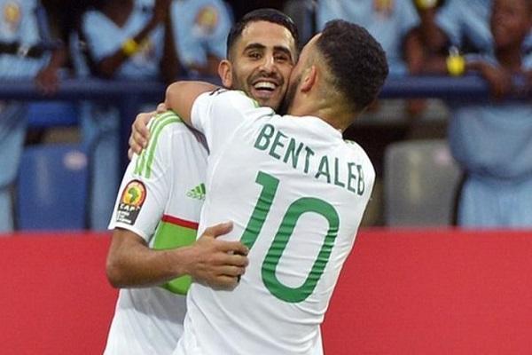 محرز ينقذ الجزائر من هزيمة افتتاحية أمام زمبابوي