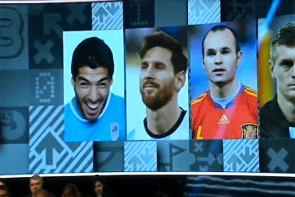 الفيفا حاول الانتقام من برشلونة بهذه الصورة