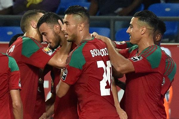 المغرب ينعش اماله بفوز مقنع على توغو