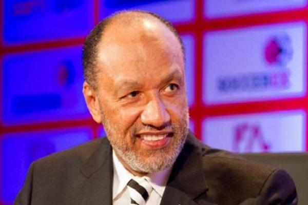 رئيس الاتحاد الاسيوي السابق القطري محمد بن همام