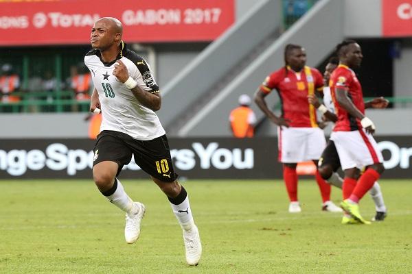 غانا تحقق الأهم وتفوز على أوغندا