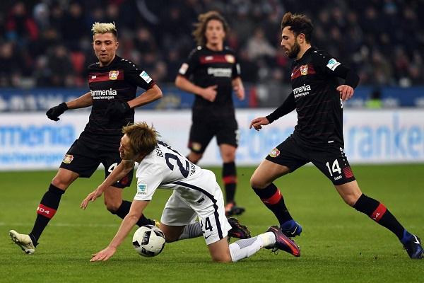 بداية عام مخيبة لهرتا برلين في الدوري الألماني