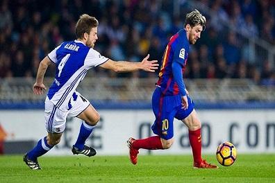إيارامندي يفتح النار على حكم مباراة برشلونة بسبب ميسي