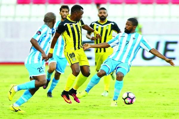 فوز أول لدبا الفجيرة في الدوري الإماراتي