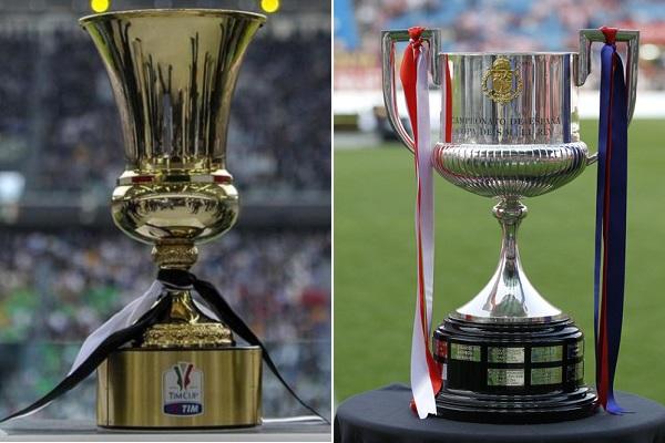 مسابقة الكأس في إسبانيا وإيطاليا تعتبر الأقوى مقارنة بكؤوس بقية الدوريات الأوروبية الكبرى