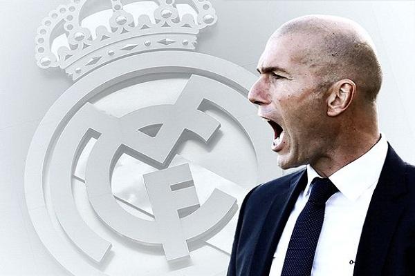 نادي ريال مدريد حصد مع زيدان 93 نقطة من 37 جولة لعبها في بطولة الدوري المحلي
