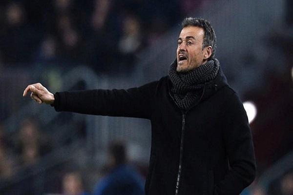 شرط واحد يعرقل حسم تجديد عقد إنريكي مع برشلونة
