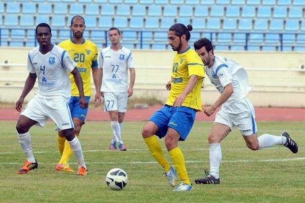 التضامن يعرقل الصفاء والسلام ثالثا في الدوري اللبناني