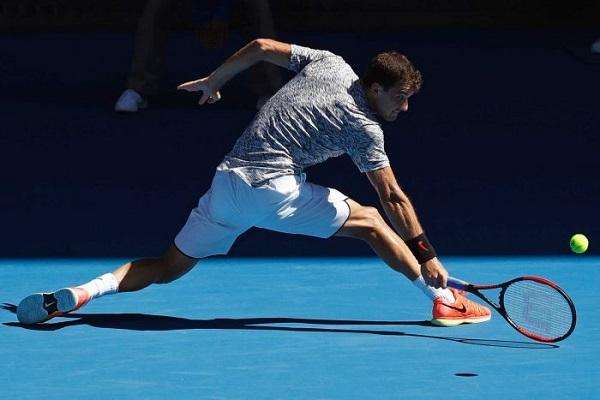 ديميتروف إلى نصف نهائي بطولة أستراليا المفتوحة