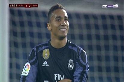 دانيلو يدخل تاريخ ريال مدريد من بابه الخلفي