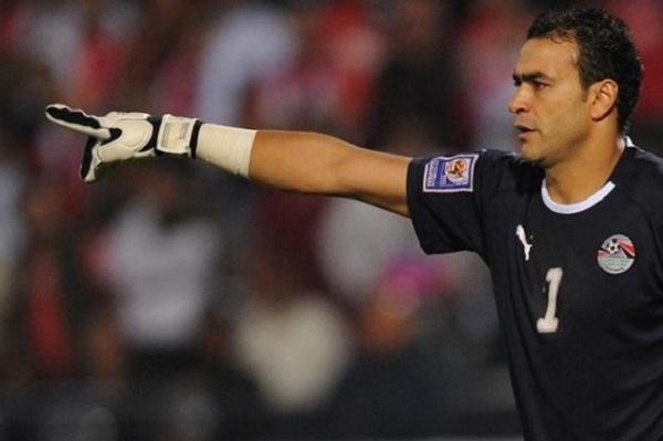الحضري ثالث لاعب مصري يخوض 150 مباراة دولية