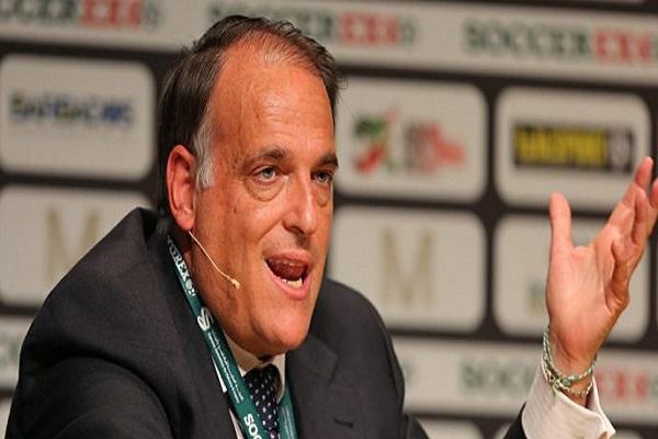 رئيس رابطة الدوري الإسباني لكرة القدم