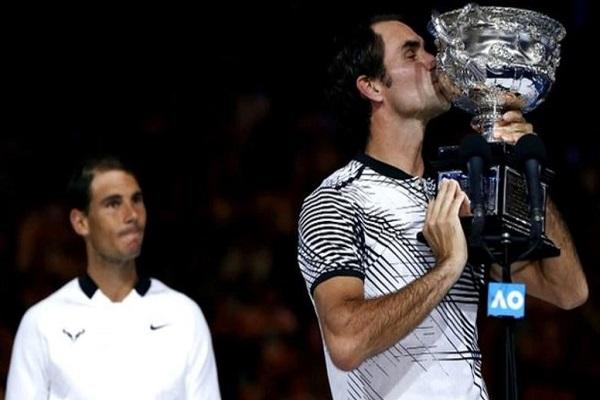 فيدرر يحرز لقب بطولة أستراليا المفتوحة على حساب نادال