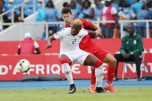 بوركينا فاسو الى نصف النهائي على حساب تونس