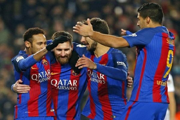صحيفة مدريدية تؤكد نية برشلونة تسريح 4 لاعبين لإرضاء نجومه