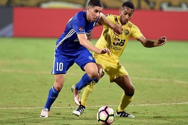 الوصل يصعد إلى المركز الثاني مؤقتا في الدوري الإماراتي