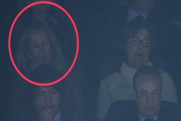 ظهور مارتا سيلفا في ملعب