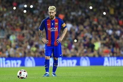 برشلونة سيلتقي ميسي قريباً لمناقشة تجديد عقده