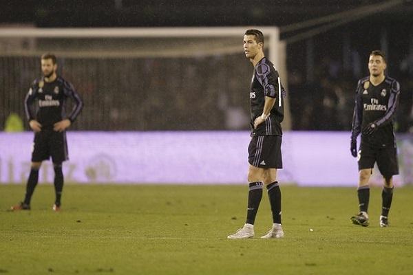 سلتا فيغو يقصي ريال مدريد من نصف نهائي كأس إسبانيا