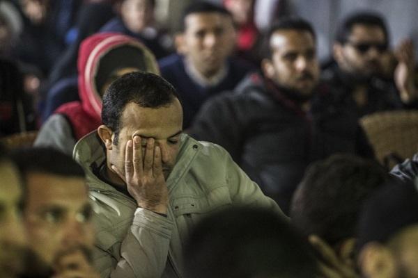 وجوم واحباط في القاهرة بعد ضياع