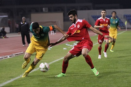 المالكية يكرر تفوقه على المحرق ويتصدر الدوري البحريني
