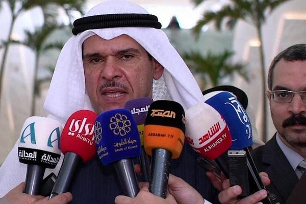 وزير الإعلام وزير الدولة لشؤون الشباب بالكويت سلمان الحمود الصباح