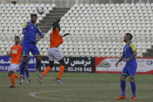 السلام زغرتا يستفيد من تعثر الصفاء في الدوري اللبناني