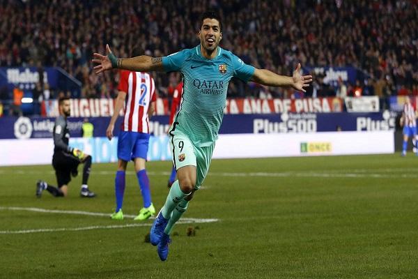 برشلونة يُسقط أتلتيكو مدريد ويضع قدماً في النهائي