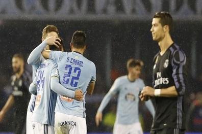 تأجيل مباراة ريال مدريد و سلتا فيغو بسبب الأحوال الجوية