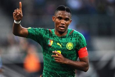 ايتو يحتفظ برقمه القياسي كأفضل هداف في تاريخ كأس أمم إفريقيا
