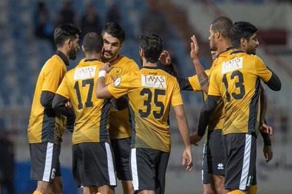 القادسية يتمسك بصدارة المجموعة الأولى في كأس أمير الكويت