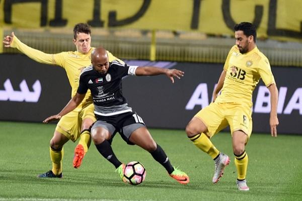 فوز متأخر للوصل على الوحدة في الدوري الإماراتي