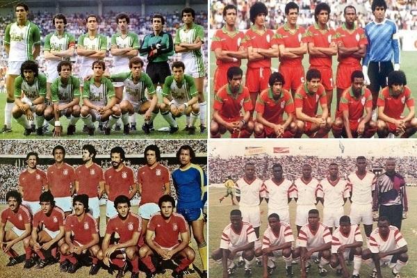 الجزائر والمغرب وتونس لم ينجحوا في تحقيق اللقب الافريقي رغم تألقهم عالميا