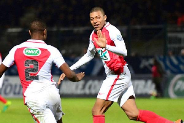 موناكو يعاني لازاحة فريق من الدرجة الثالثة بكأس فرنسا