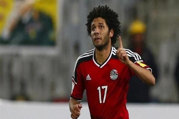 النني يعود إلى تشكيلة مصر في النهائي