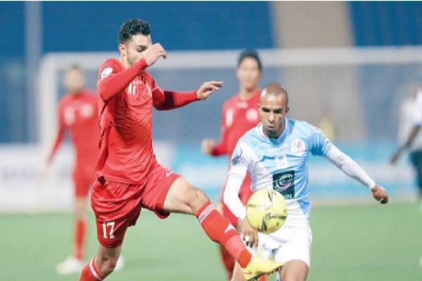 قمة الجزيرة والفيصلي تنتهي بالتعادل في الدوري الأردني