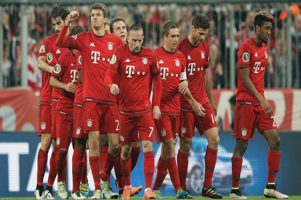 بايرن ميونيخ يسصطدم بشالكه في ربع نهائي كأس ألمانيا