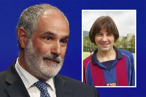 لا يعد الاسباني اندوني زوبيزاريتا المدير الرياضي لمرسيليا الفرنسي بـ