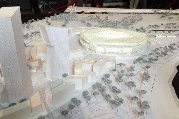 سياسي إيطالي ينتقد تصميم ملعب روما الجديد بسبب داعش