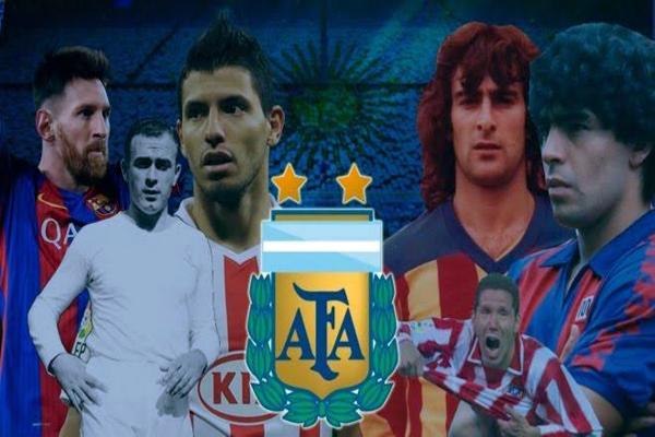 الدوري الإسباني ضم كوكبة مميزة من المواهب الأرجنتينية منذ انطلاقه