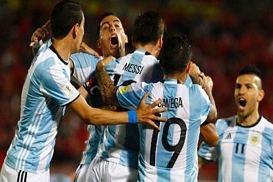 هجوم أرجنتيني ضارب لمواجهتي تشيلي وبوليفيا