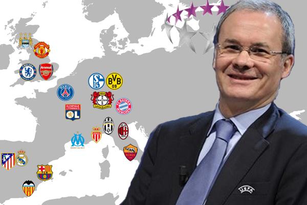 رفض مدير المسابقات في الاتحاد الاوروبي فكرة
