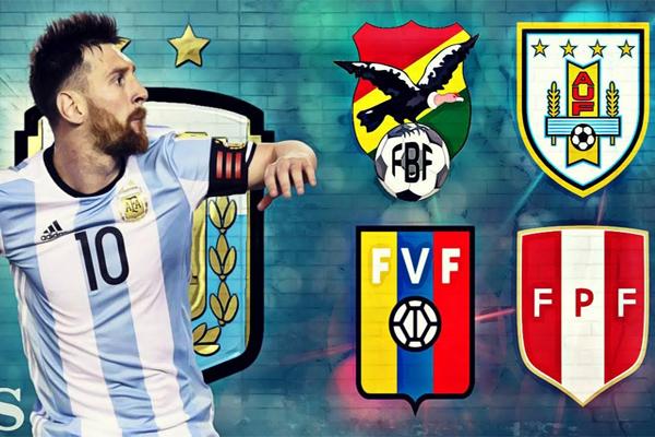إيقاف ميسي يؤرق الأرجنتين في مشوارها بتصفيات مونديال روسيا